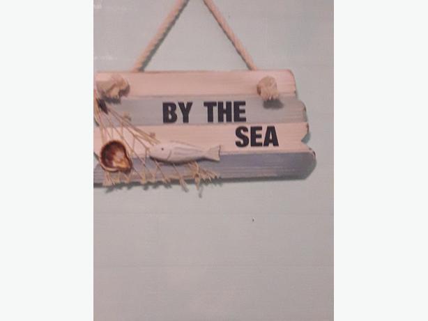 Sea themed decor