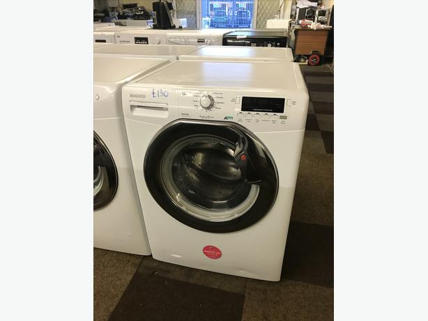 HOOVER 9 KG LOAD WASHER/WASHING MACHINE