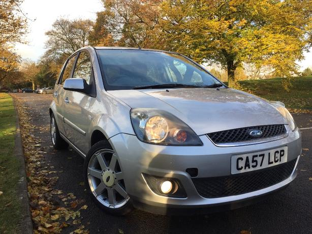 FORD FIESTA 2008 1.4 ZETEC CLIMATE 67K MILES