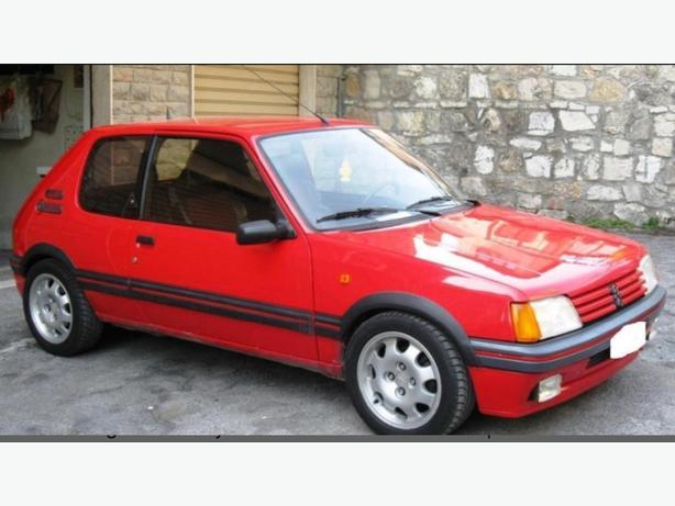 205 gti fully restored