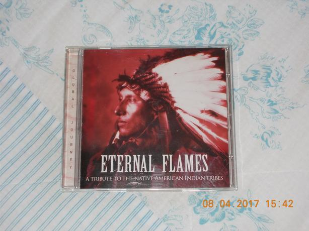 Eternal Flames: A Tribute to the Native American Indian Tribes by Global Journey