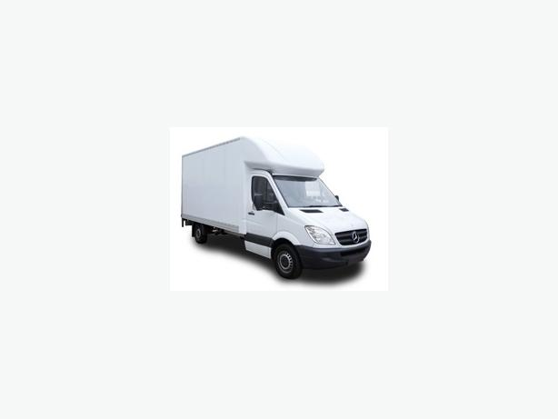 van hire man with van delivery service furniture mover