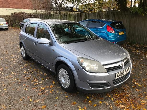 2006 Vauxhall Astra 1.8i Automatic5dr