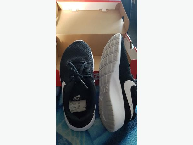Pair of size 3 trainers worn twice collection only