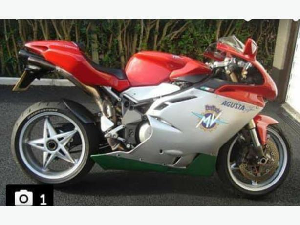 WANTED: mv agusta engine