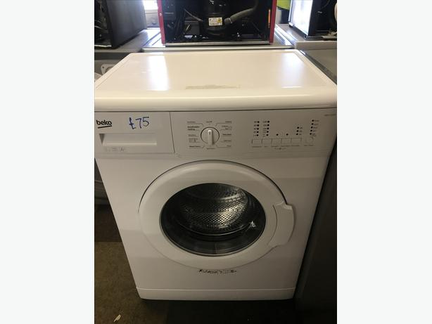 BEKO - 5 KG LOAD WASHING MACHINE/ WASHER WITH GUARANTEE