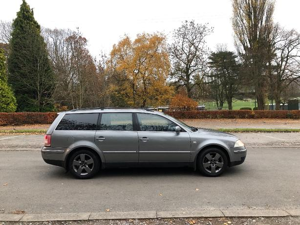 2003 VOLKSWAGEN PASSAT 1.9 TDI SPORT 130 6 SPEED ESTATE