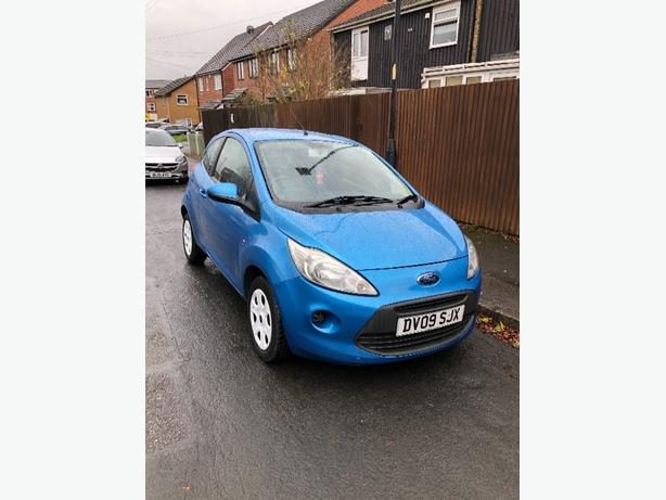 2009 Ford Ka Style Plus Blue
