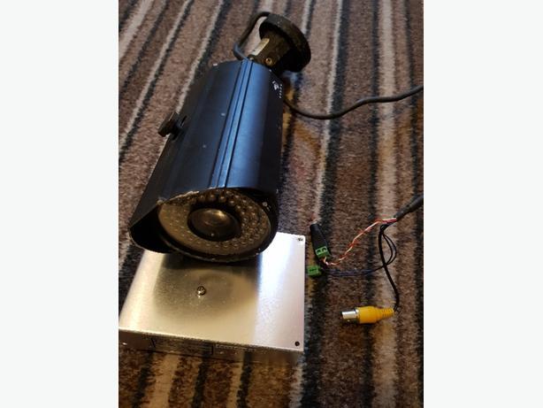 bullet infrared cctv camera