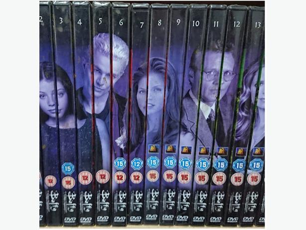 Buffy the Vampire slayer Dvd