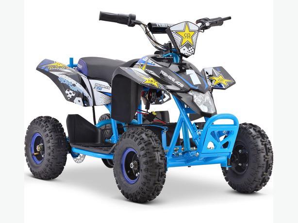 ROCKSTAR LT35 Electric Rechargeable Battery 350w Mini Quad Bike