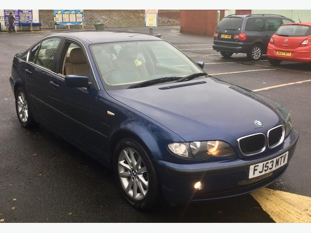 2004 BMW 320D ES 6 SPEED MANUAL