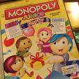 Junior Monopoly by Hasbro VGC