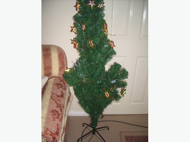 Christmas tree / Fibre optic 4.5 feet