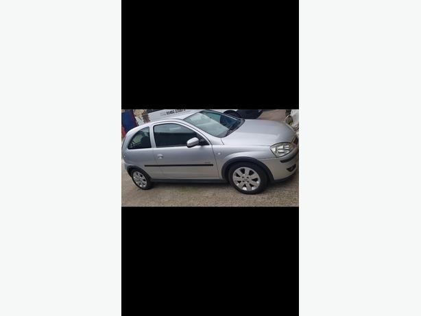FOR-TRADE:  vauxhall corsa sxi 1.2 swop for a different car
