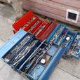Tool boxes and tools