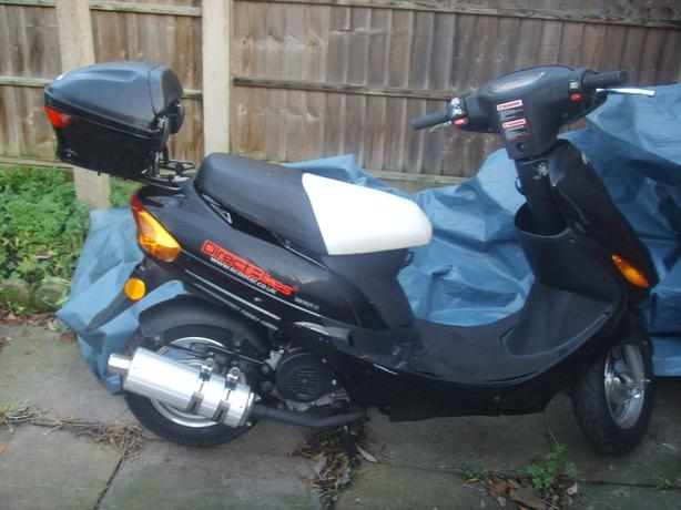 Moped/Scooter  50cc