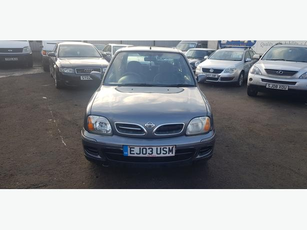 NISSAN MICRA TEMPEST 1.0 PETROL 5 SPEED MANUAL