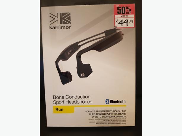 Karrimor Bone Conduction Sport Headphones