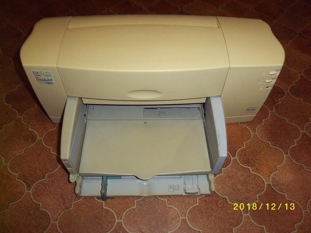 Hewlet Packard Deskjet 720C Printer and Medion Flatbed Scanner.