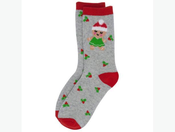 Novelty Christmas Socks Xmas Stocking Filler (kids)