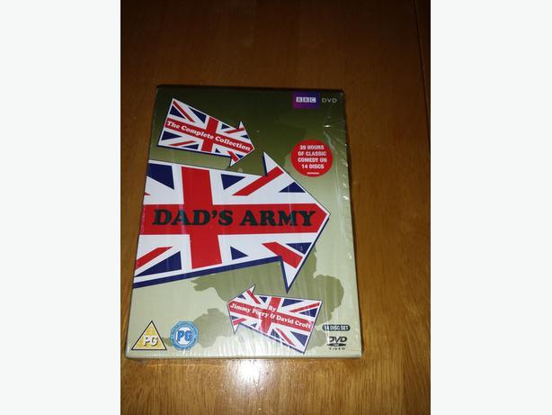 DAD'S ARMY DVD BOXSET