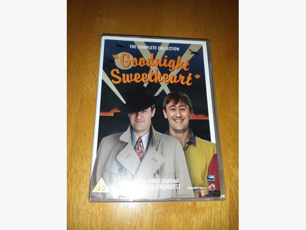 GOODNIGHT SWEETHEART DVD BOXSET