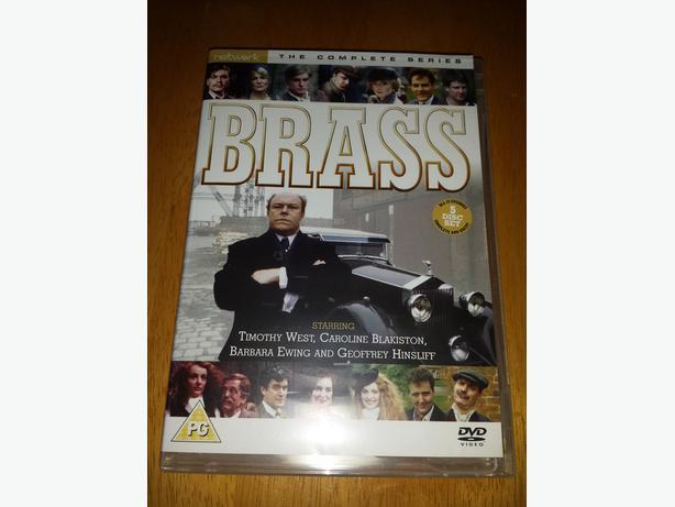 BRASS DVD BOXSET