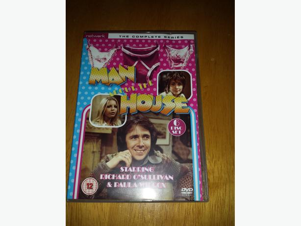 MAN ABOUT THE HOUSE DVD BOXSET