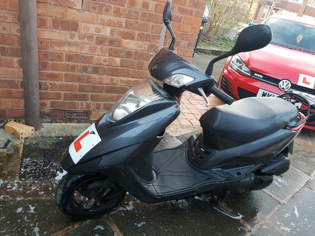 2012 Yamaha xc 125cc moped Kingswinford, Wolverhampton