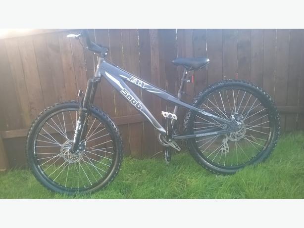 aluminum snob fxx stunt bike