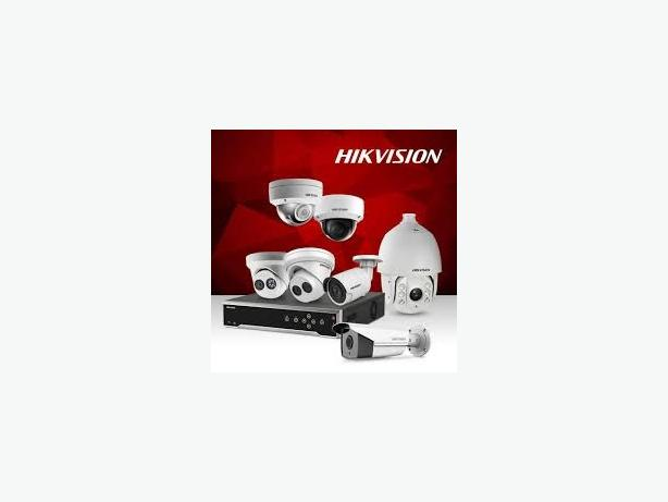 CCTV Hik vision 5MP supply and fit