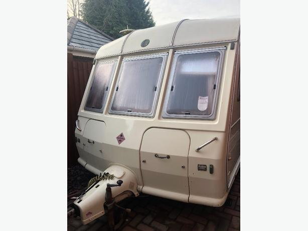 4 BERTH BUCCANEER CARAVAN FOR SALE