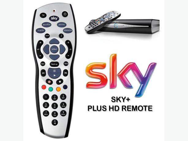 Sky+ HD Remote Only at £3.99 from Ebigsale.com