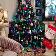 · CHRISTMAS TREE AND DECORATIONS