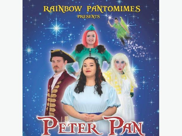 Rainbow Pantomimes presents Peter Pan 2019
