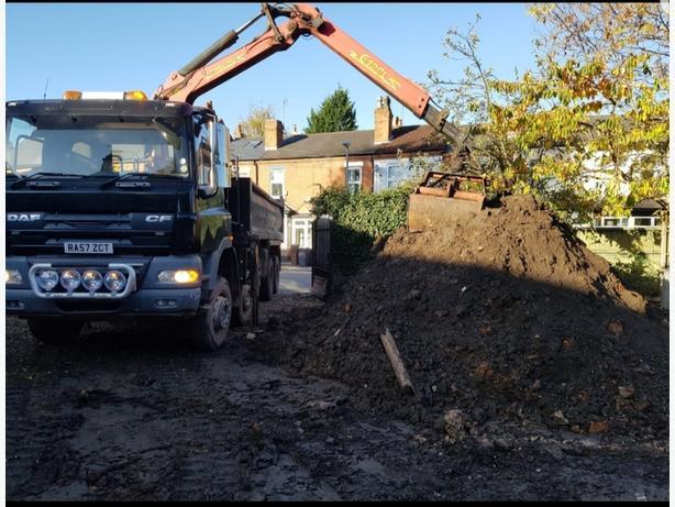grab hire Birmingham west Midlands Ltd- muck away-green waste removal