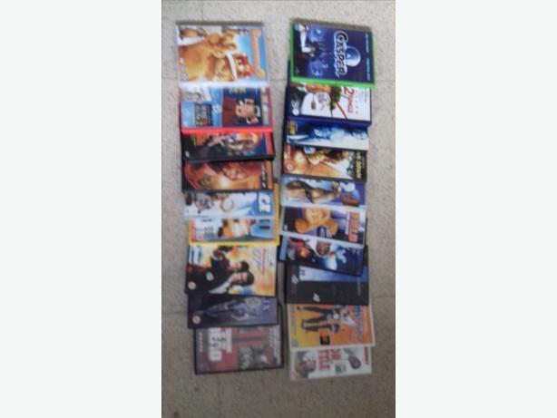 19 dvd films