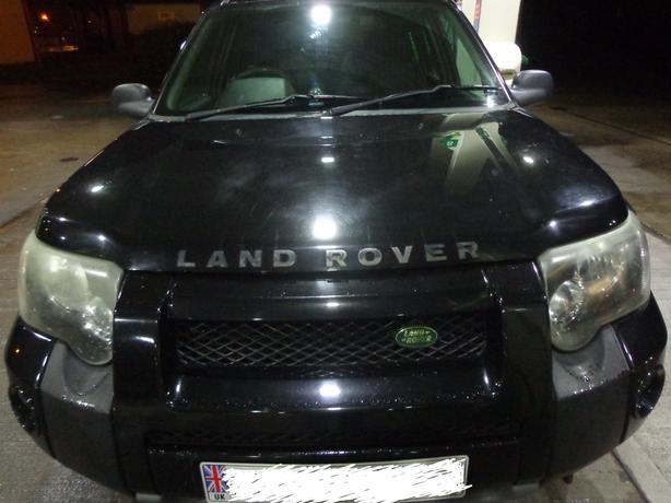 2006 1 owner landrover freelender 2.0 diesel+mot+tax+TOWBAR+full history