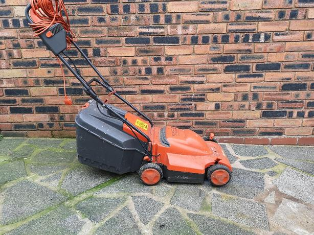 Flymo venturer turbo 350 mower