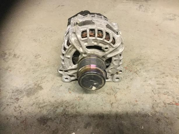 VW POLO 6C (MK5) 1.4 TDI (CUS) 140A ALTERNATOR 04B903023D