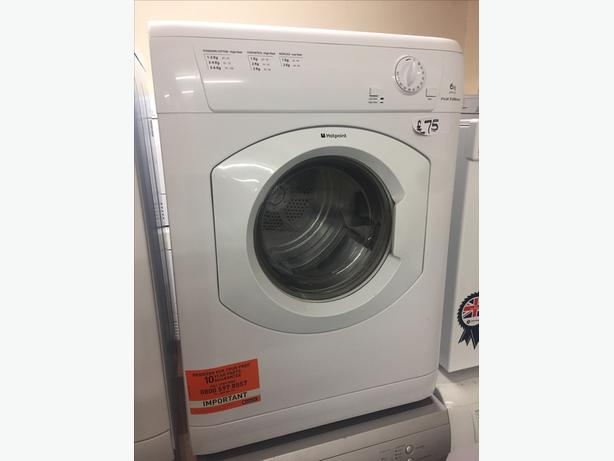 🌍HOTPOINT 6KG VENTED DRYER🌍
