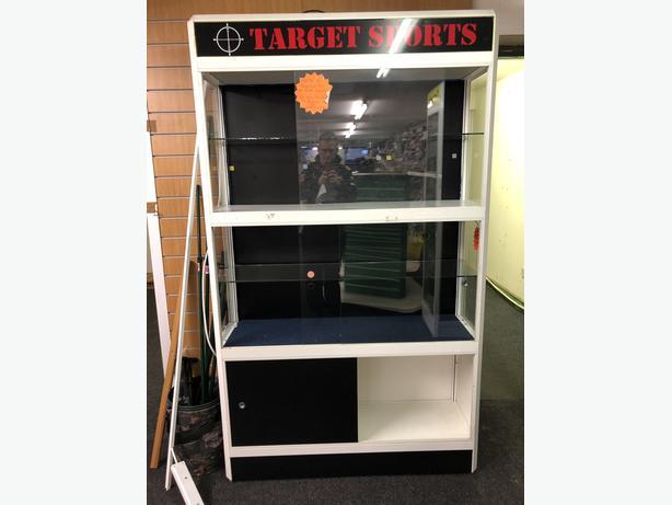 Large Retail Shop Display Cabinet