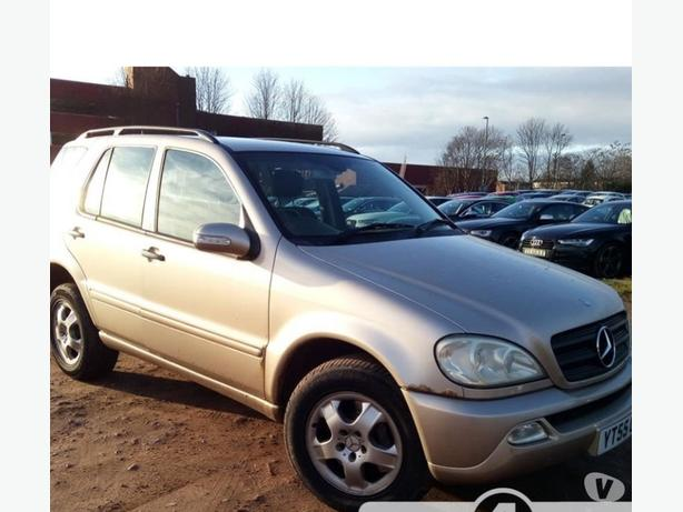 Mercedes ML270 CDi Auto with PSH & long MOT !