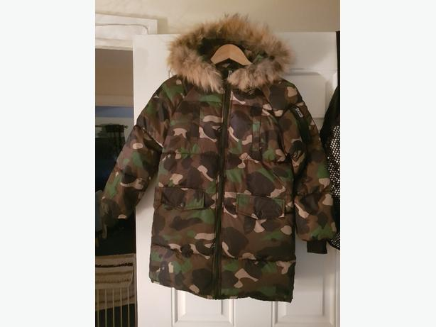Boys winter coat.