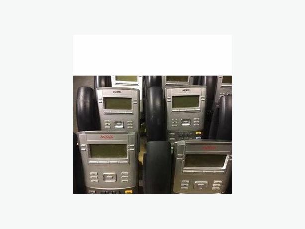 Nortel Avayah Office IP phones business landline
