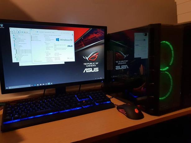i5 Gaming Computer 6gen, GTX 1050 (4GB),8GB DDR4