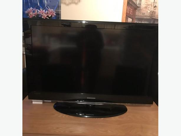 samsung 40 inch full hd 1080p lcd tv+excellent+freeview+remote+FREE DELIVERY