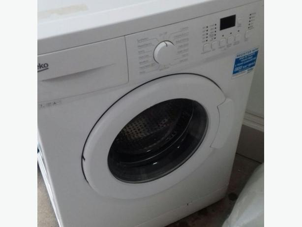 beko 7kg AAA+ washing machine+good working order+DELIVERY AVAILABLE