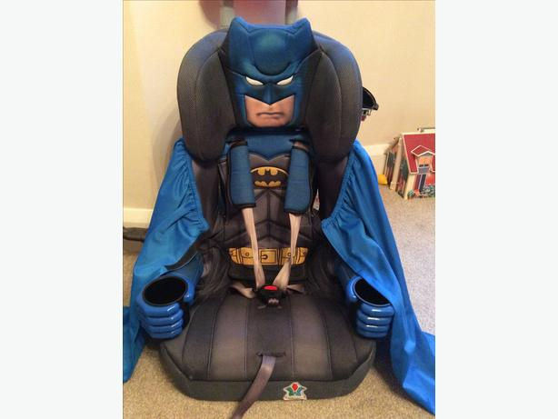 Batman group 1-2-3 car seat
